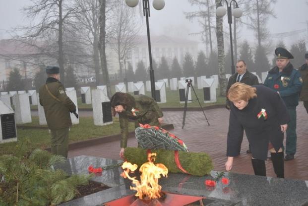 76 - летие со дня освобождения г.Городка