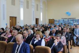 VII   отчётно- выборная конференция Витебского областного объединения профсоюзов